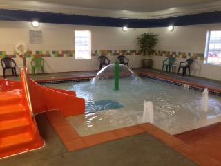 Salt Water Pool Area