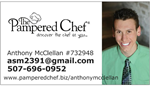 The Pampered Chef - Anthony McClellan