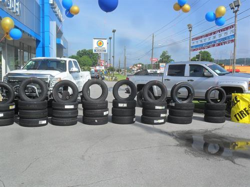 We Have Tires \For Sale