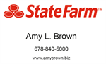 State Farm Insurance/ Amy Brown