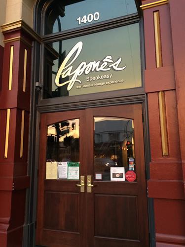 Alameda Club-Entry