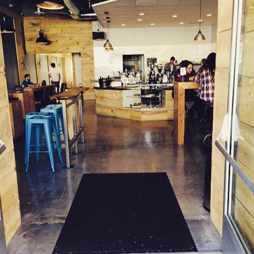 Coffee Shop-Walnut Creek
