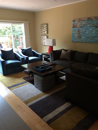 Orinda Residence- Family Room