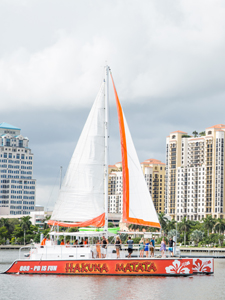 Catamaran Sailing Cruises