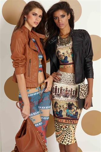 MadRag Style on Pinterest | Ootd, Fall Trends and Aztec Outfit