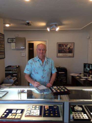 Dennis Johnson, Owner