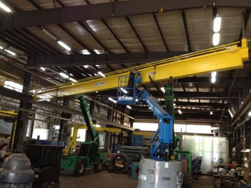 Structural Services: Crane & Runway Installation, Modernization, & Realignment. Rail Surveys. Relocations