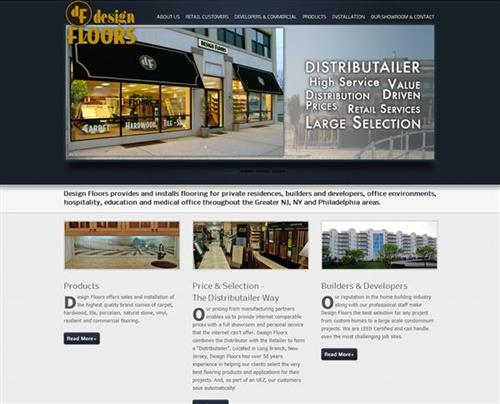 Website design, content creation and programming