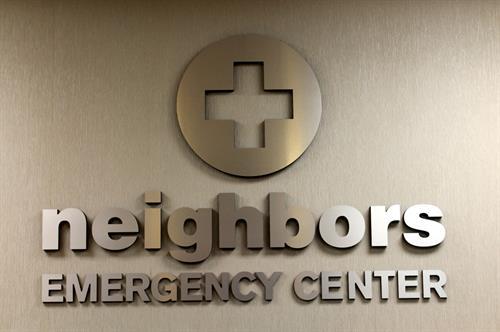 Neighbors Emergency Center - Logo