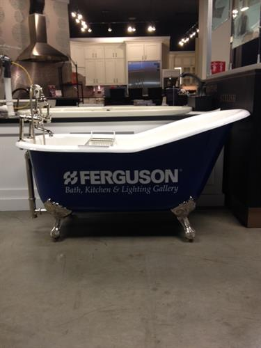 Welcome to Ferguson! Bath, Kitchen, and Lighting Gallery!