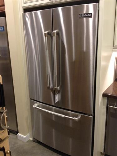 We also offer freestanding refrigerators as well!