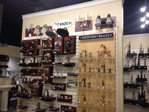 Household names like Moen and Newport Brass