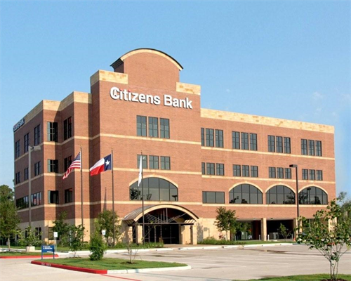 Citizens Bank Humble Banking Center