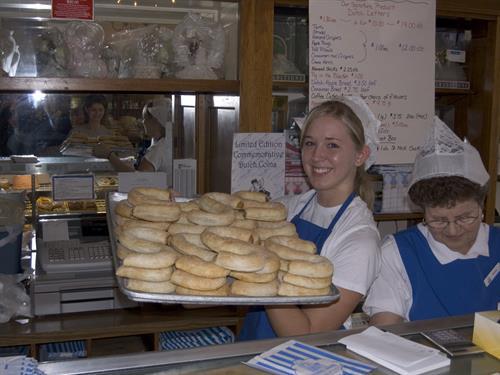 Jaarsma Bakery, Pella IA