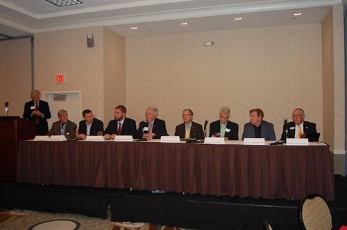 Regional Legislative Luncheon Panel