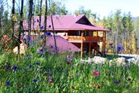 One of our 12 cabins