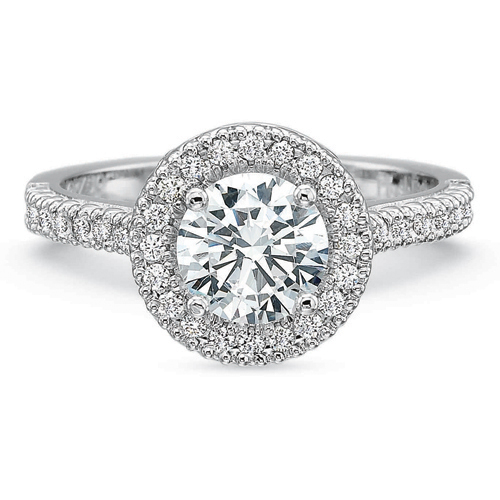 TIVOL Collection diamond ring