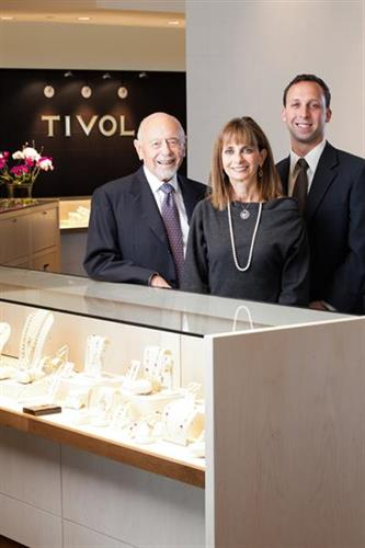 Harold Tivol, Cathy Tivol, and Hunter Tivol McGrath