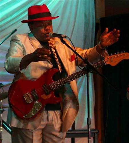 We are proud to host our long time friend, Norman Sylvester, every year for our annual Memorial Day Blues Fest!  We love you Norman!