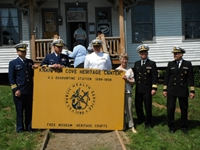 100th Anniv. Public Health Service at Knappton Cove