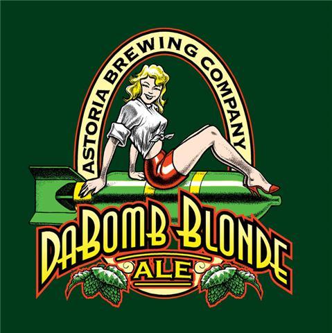 DaBomb Blonde Ale