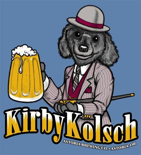 Kirby Kolsch   Seasonal/Spring-Summer Ale
