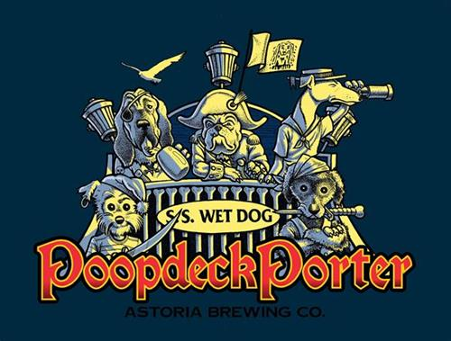 Poopdeck Porter