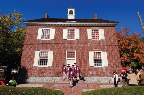 York County Heritage Trust - Colonial Court House