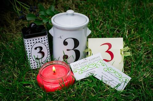333 Candle Company ~ Poured with Love