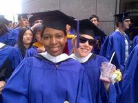 More NYU Graduates