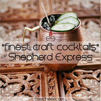Moscow Mule - Finest Craft Cocktails - Shepherd Express