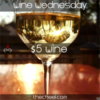 Wine Women Wednesday $5 wine all day