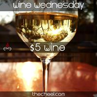 Wine Women Wednesday $5 wine all day
