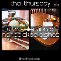 thali Tuesday/Thursday Nepali