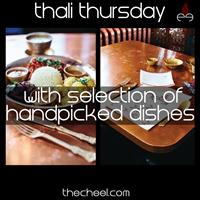 thali Tuesday/Thursday Nepali