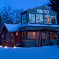 Christmas Eve at Digidan Images
