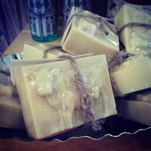 Butter soap!