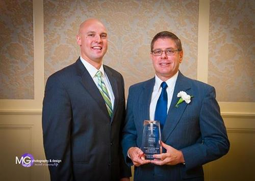 2013 Rochester Chamber Sunrise Pinnacle Award Winner