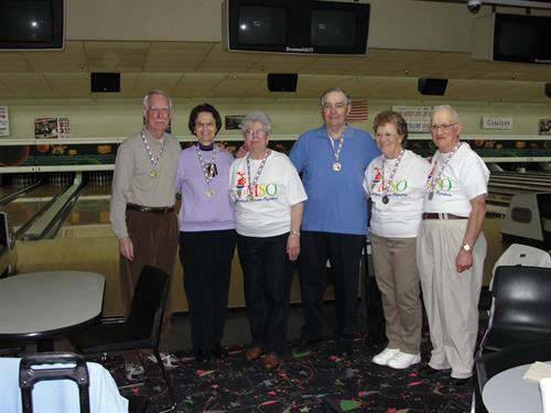 Michigan Senior Olympics
