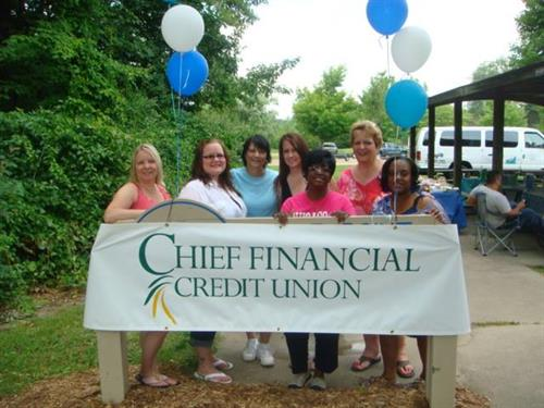 Chief Financial's 2014 Employee Picnic