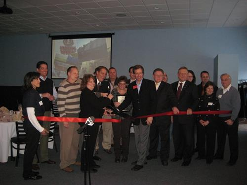 Steiny's opened its 2500 sq ft Banquet Facility in Spring 2014
