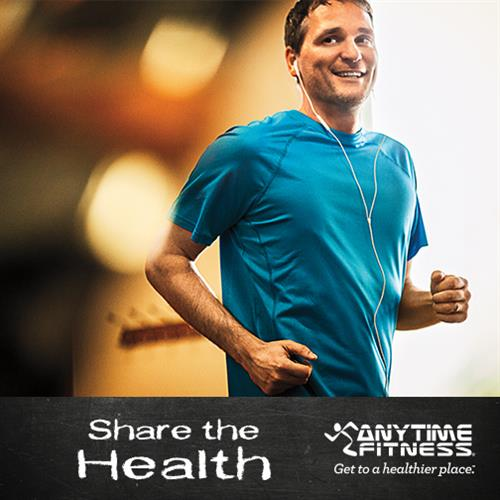Share the Health with Your Friends and Family