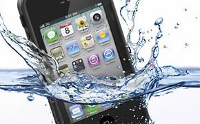 Yep, even water damage!  (Phones can't swim)