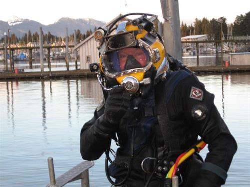Alaska Commercial Divers Marine Repairs Equipment