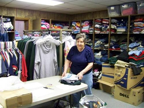 Hopkins County Assistance Center Volunteer