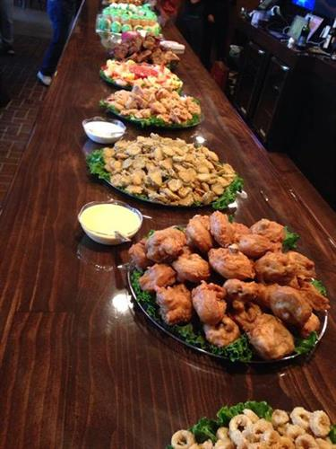Catering and Private Parties