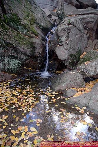 Falling Water, Purgatory Chasm