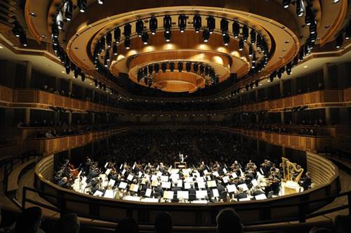 The Cleveland Orchestra at Knight Concert Hall