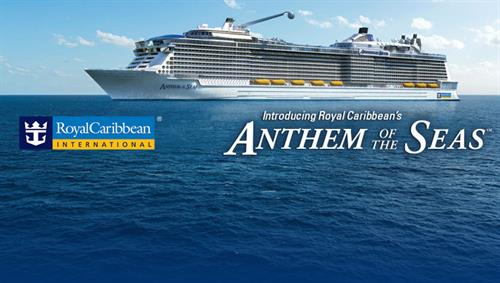 Royal's Newst Ship - Anthem of the Seas
