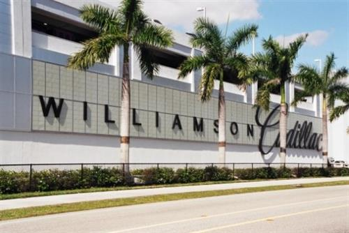 Williamson Cadillac Exterior